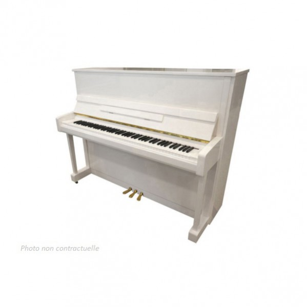 Piano Karl Beyer UE-118 Blanc