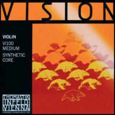 jeu de cordes violon thomastik vi100