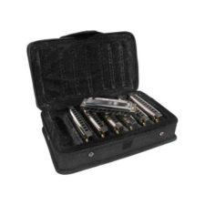 malette harmonicas diatoniques