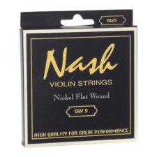 jeu de cordes violon nash glv5