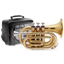 trompette de poche stagg ws-tr245s