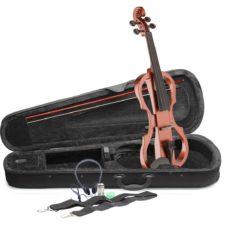 violon électrique stagg evn x4-4 vbr