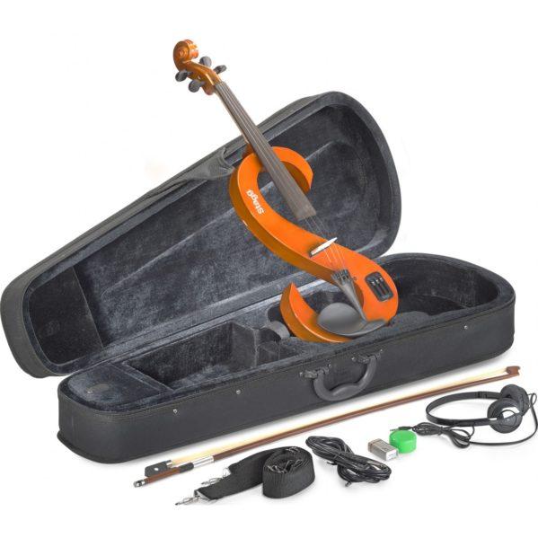 violon électronique stagg evnh
