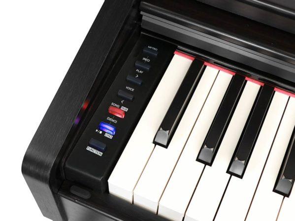 medeli numérique dp280bk piano