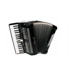 accordéon chromatique 60 basses serenelli y6034bk