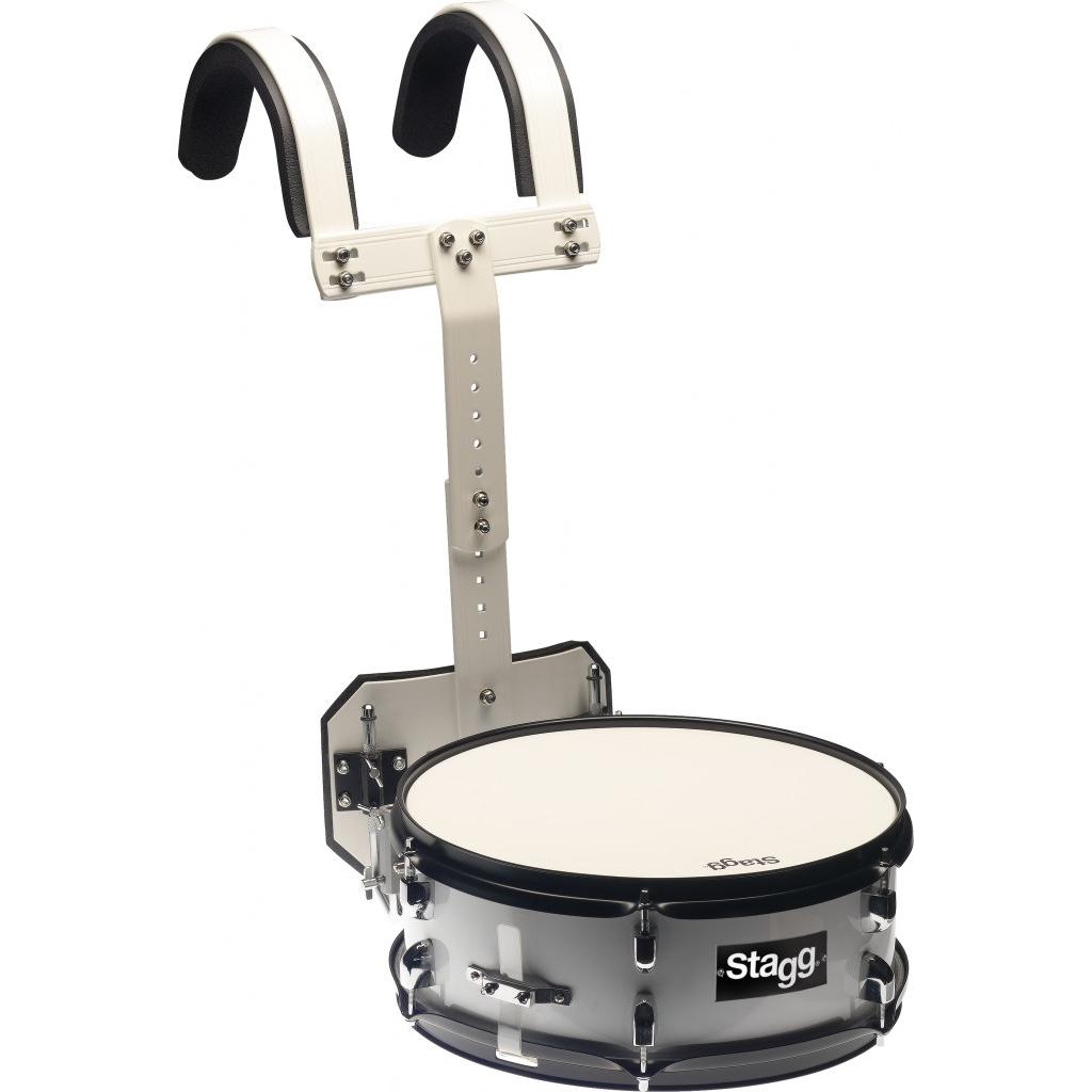 tambour caisse claire fanfare 14 avec harnais aluminium masd1455 musique instrument. Black Bedroom Furniture Sets. Home Design Ideas