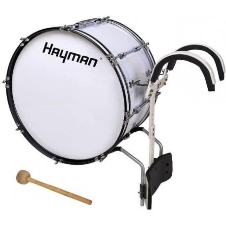 grosse caisse fanfare 22 avec harnais mdr2212 musique instrument. Black Bedroom Furniture Sets. Home Design Ideas