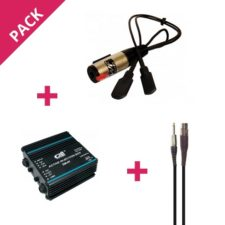 Pack micro MB1 et MIC25