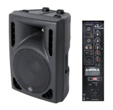 enceinte active alpha audio gewa 170.110