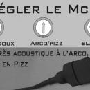reglage micro mc11