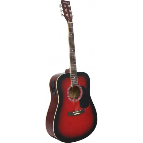 guitare folk sherwood sh752erd