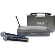 micros main sans fil stagg suw50 mm eg