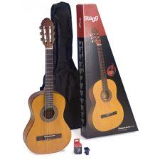 pack guitare classique stagg c430