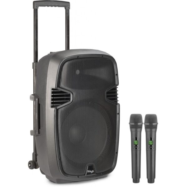 sono amplifiée stagg re-volt12u