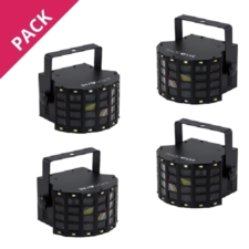 pack projecteur led involight ventus s