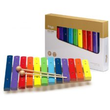 Xylophone enfant stagg xylo-j12 rb