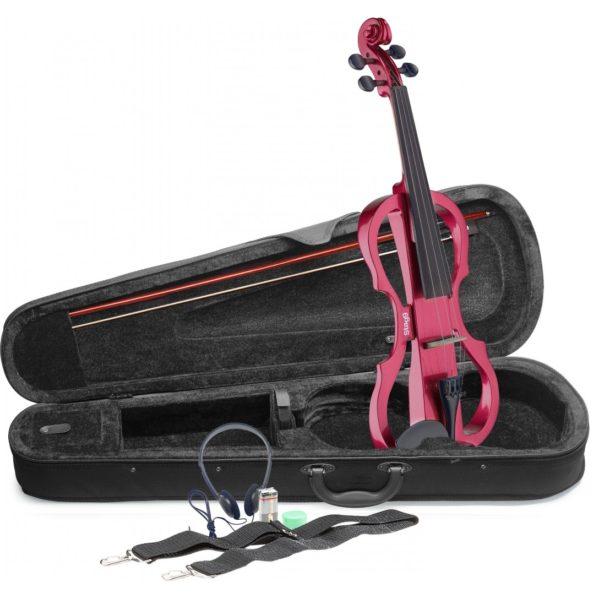 violon électronique stagg evnmrd