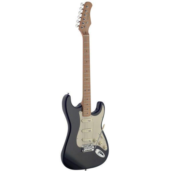 guitare électrique stagg se s50mbk