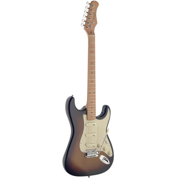 guitare électrique stagg se s50msb