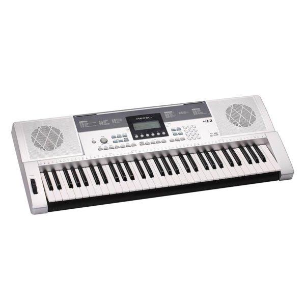 clavier arrangeur medeli m12