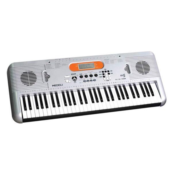 clavier arrangeur medeli m5