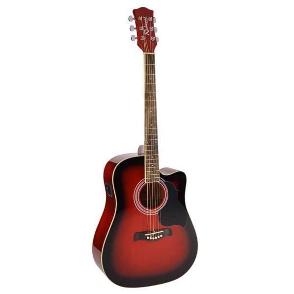 guitare électro-acoustique richwood rd12cers