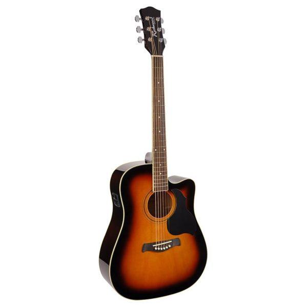 guitare électro-acoustique richwood rd12cesb