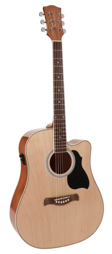 guitare folk electro richwood rd12ce