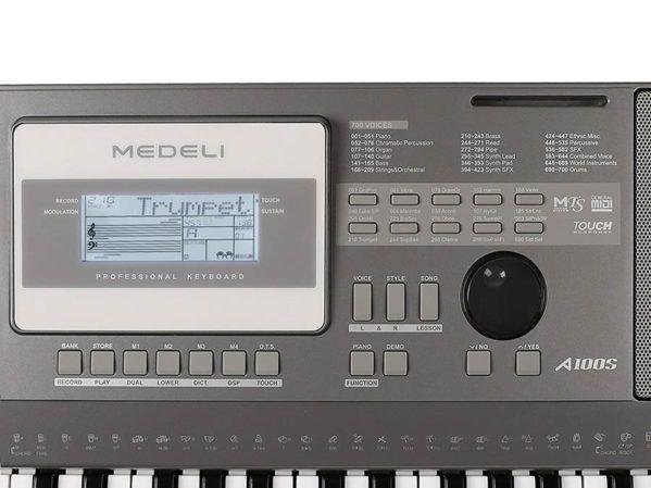 medelia100s