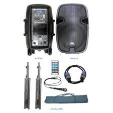 pack ek audio avec accessoires m04pa12pb