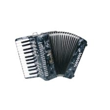 accordéon chromatique 16 basses serenelli y1625g