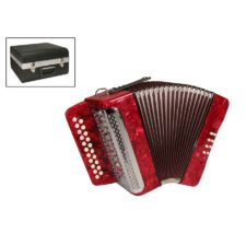 accordéon diatonique serenelli xg08bcr
