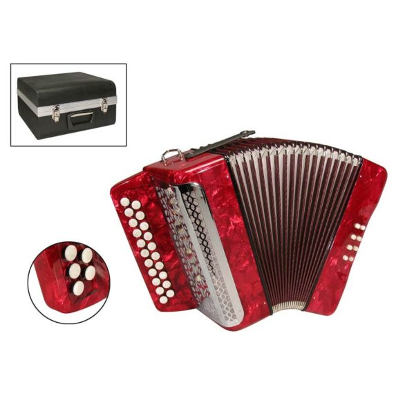 accordéon diatonique serenelli xg08sbcr