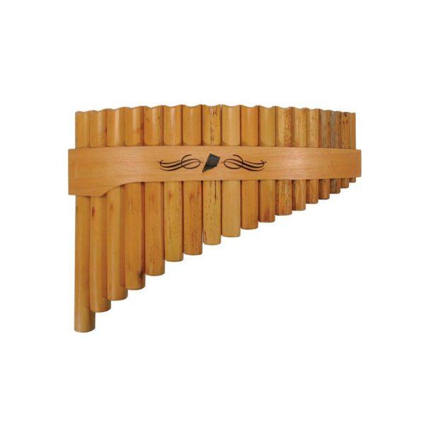 flûte de pan schwarz r18