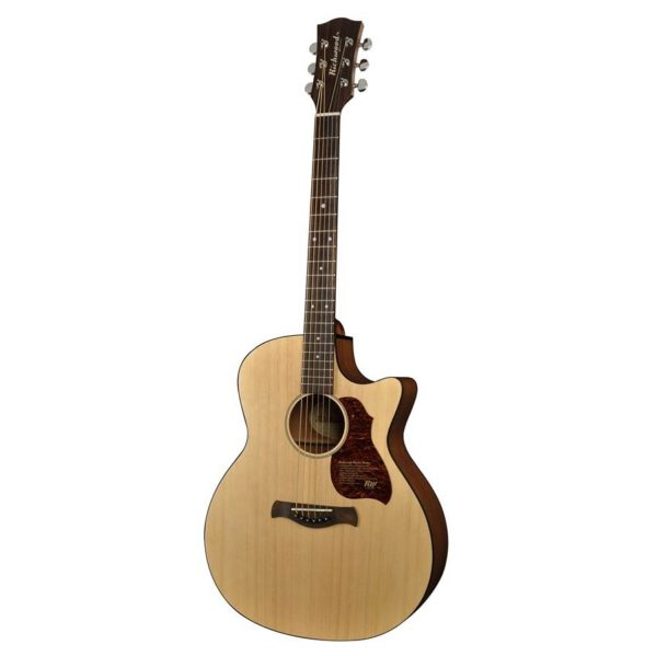 guitare grand auditorium richwood g22ce