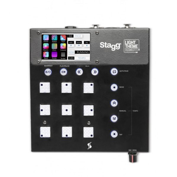 controleur lighttheme stagg slt-remote-2
