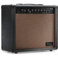 amplificateur guitare acoustique stagg 20 aa r eu