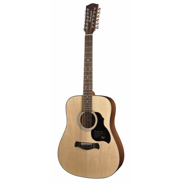 guitare folk 12 cordes richwood d-4012
