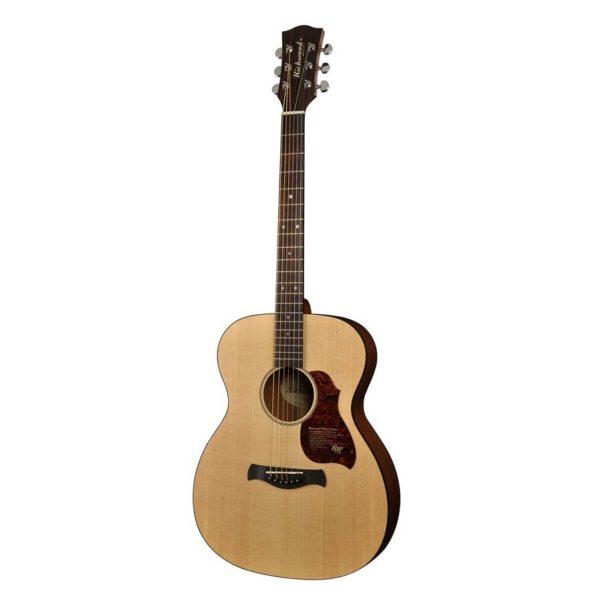 guitare folk électro acoustique richwood master series a-20e