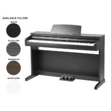 piano numérique medeli dp 260 bka