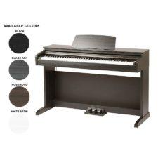 piano numérique medeli dp 260 rw