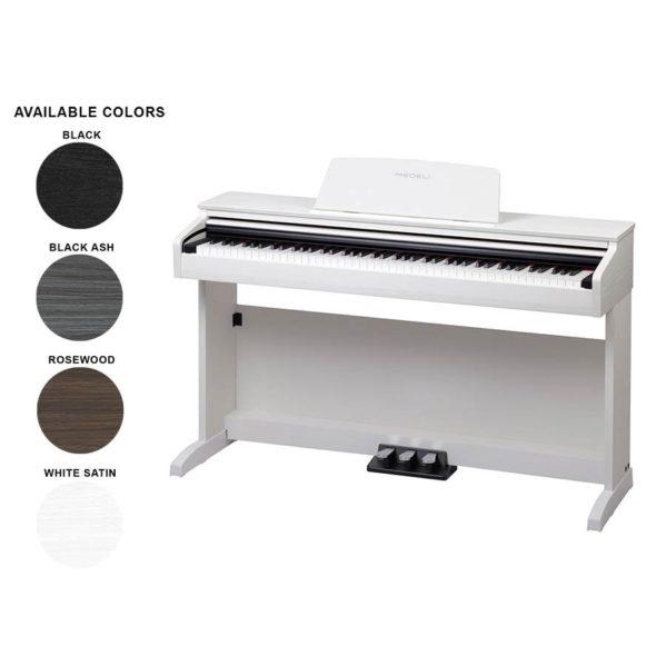 piano numérique medeli dp 260 wh