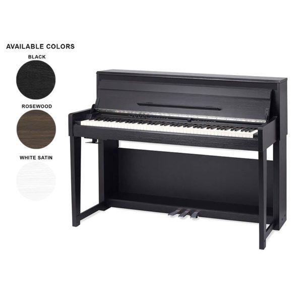 piano numérique medeli dp 650rw