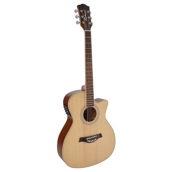 guitare acoustique master serie richwood rg-16-ce