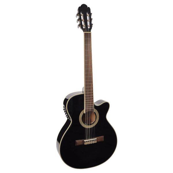 guitare classique électro richwood artist series rc-16-cebk