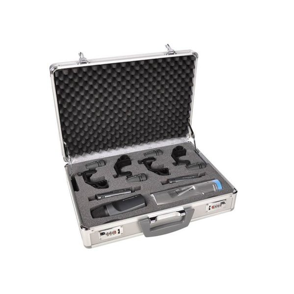 set micros batterie sennheiser e-600kit