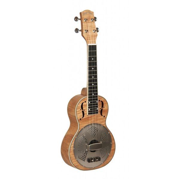 ukulele avec résonateur resouke maple c