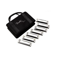 malette 7 harmonicas fender