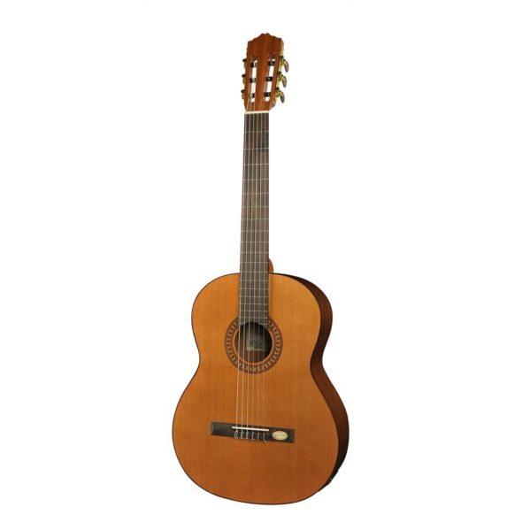 guitare classique electro salvador cortez cc22e