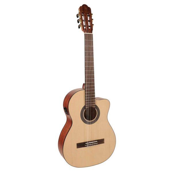 guitare classique electro salvador cortez cs244ce
